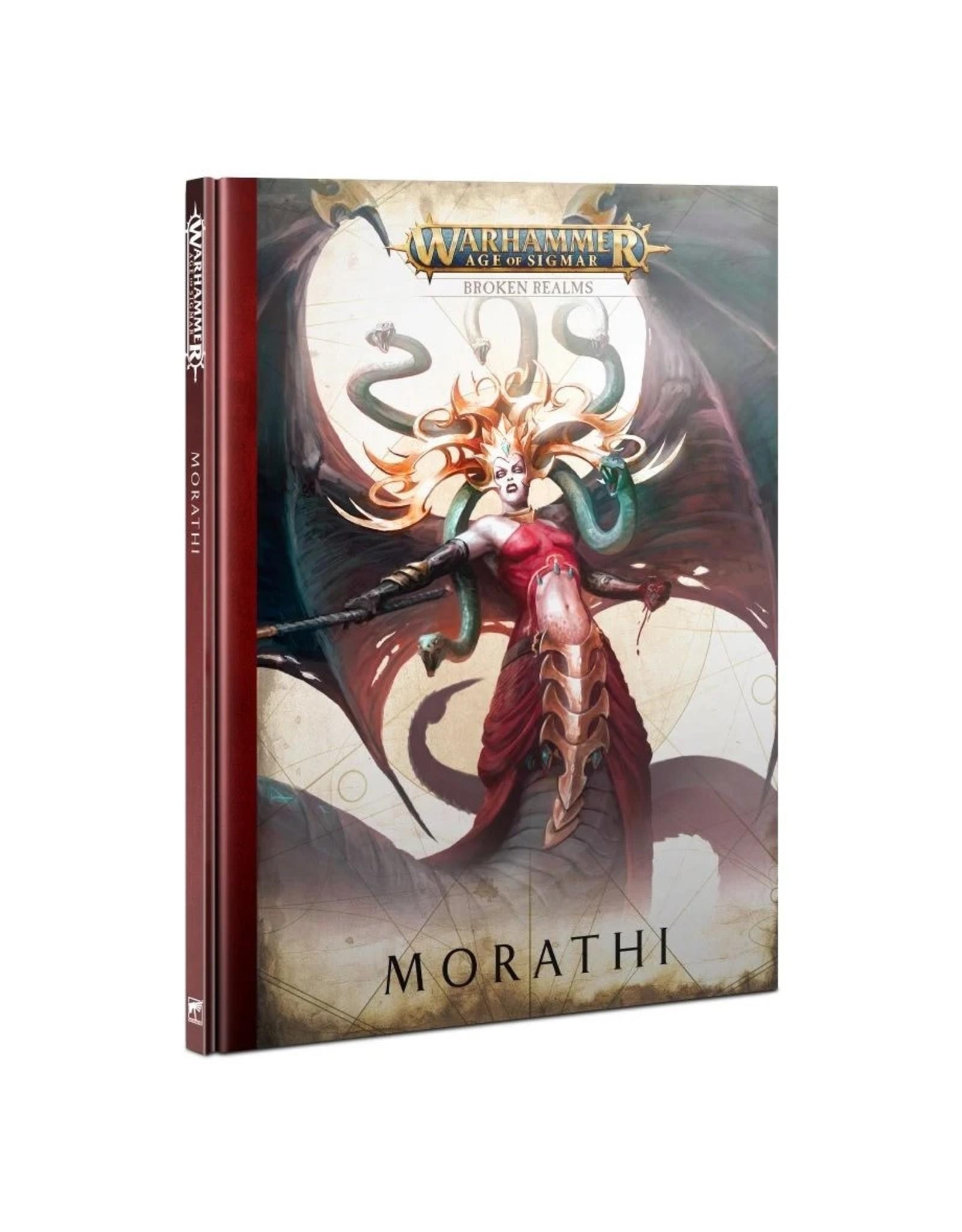 Games Workshop WHAoS Broken Realm: Morathi