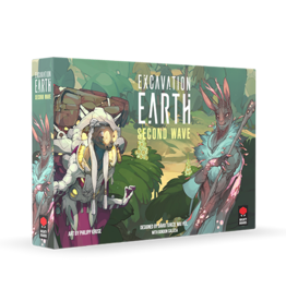 Mighty Boards Excavation Earth: Second Wave