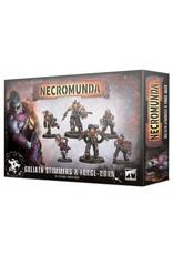 Games Workshop Necromunda: Goliath Stimmers & Forge-Born