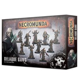 Games Workshop Necromunda - Delaque Gang