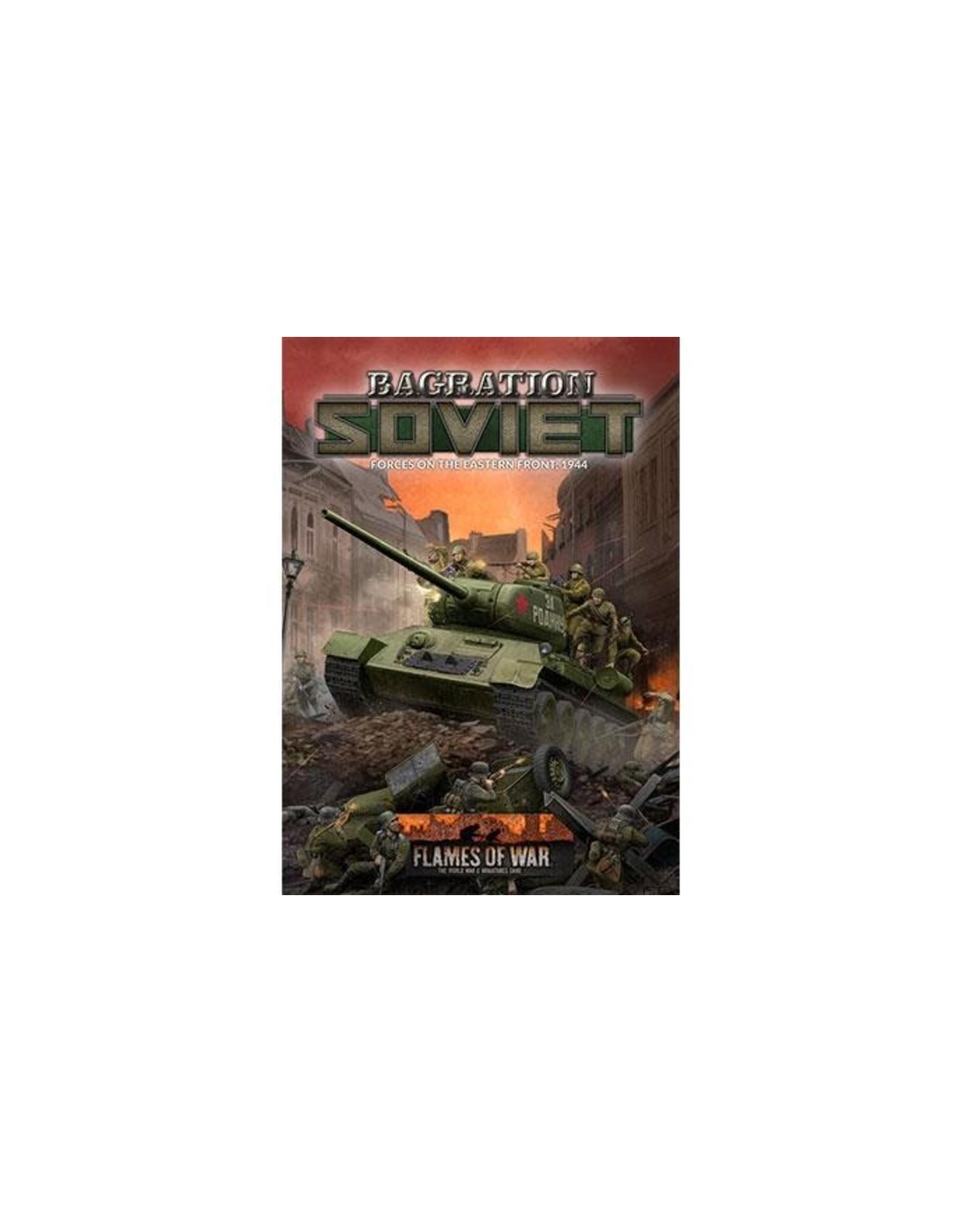 Battlefront Miniatures Bagration: Soviet