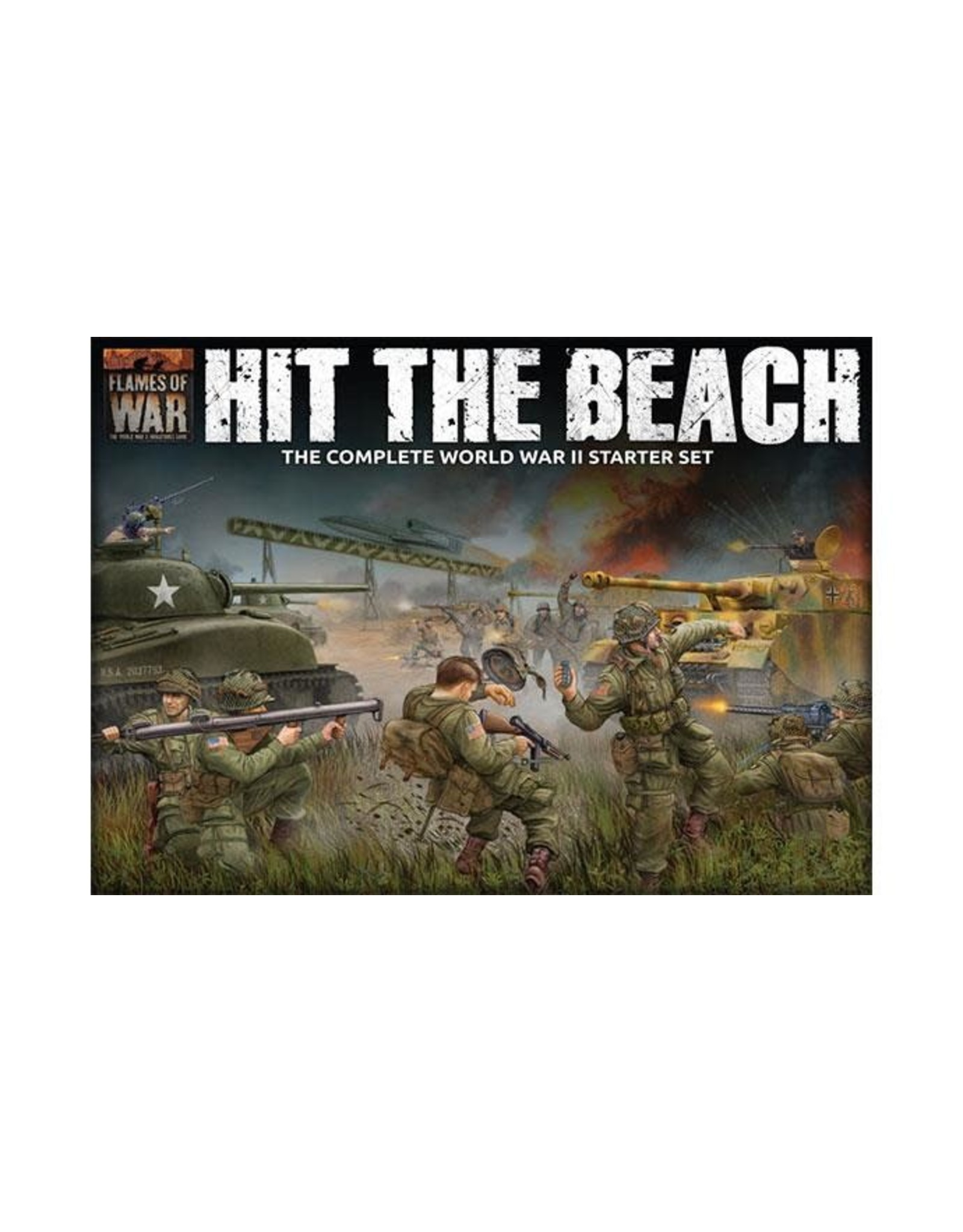 Battlefront Miniatures Hit The Beach