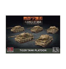 Battlefront Miniatures Tiger Tank Platoon