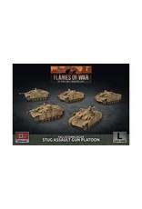 Battlefront Miniatures Fallschirmjäger StuG Assault Gun Platoon