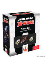 Fantasy Flight Games Star Wars X-wing 2E: Phoenix Cell Squadron Pack