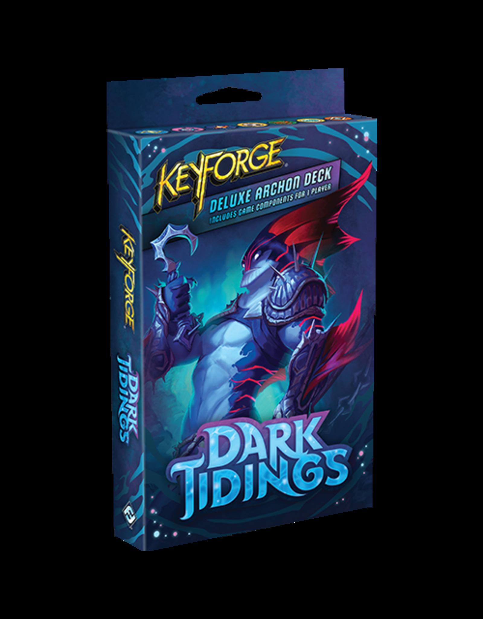 Fantasy Flight Games Keyforge: Dark Tidings Deluxe Archon Deck