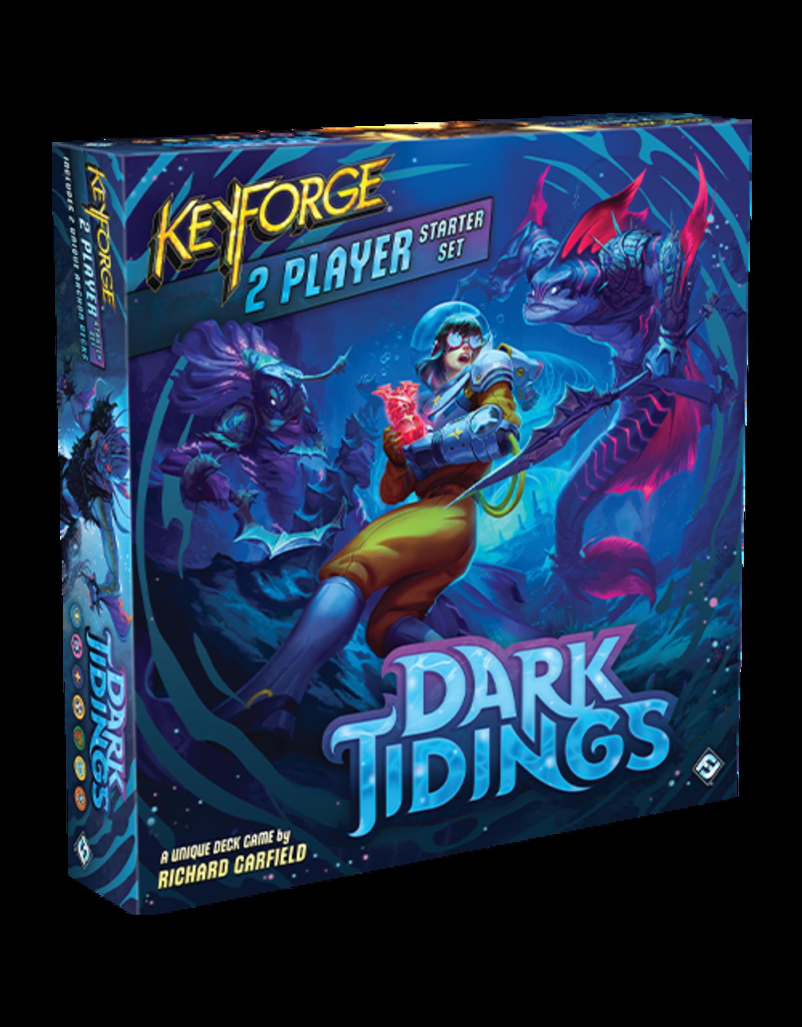 Fantasy Flight Games Keyforge Dark Tidings Starter Set
