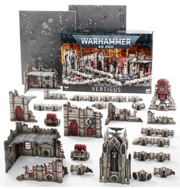 Games Workshop WH40K Battlezone: Manufactorum – Vertigus