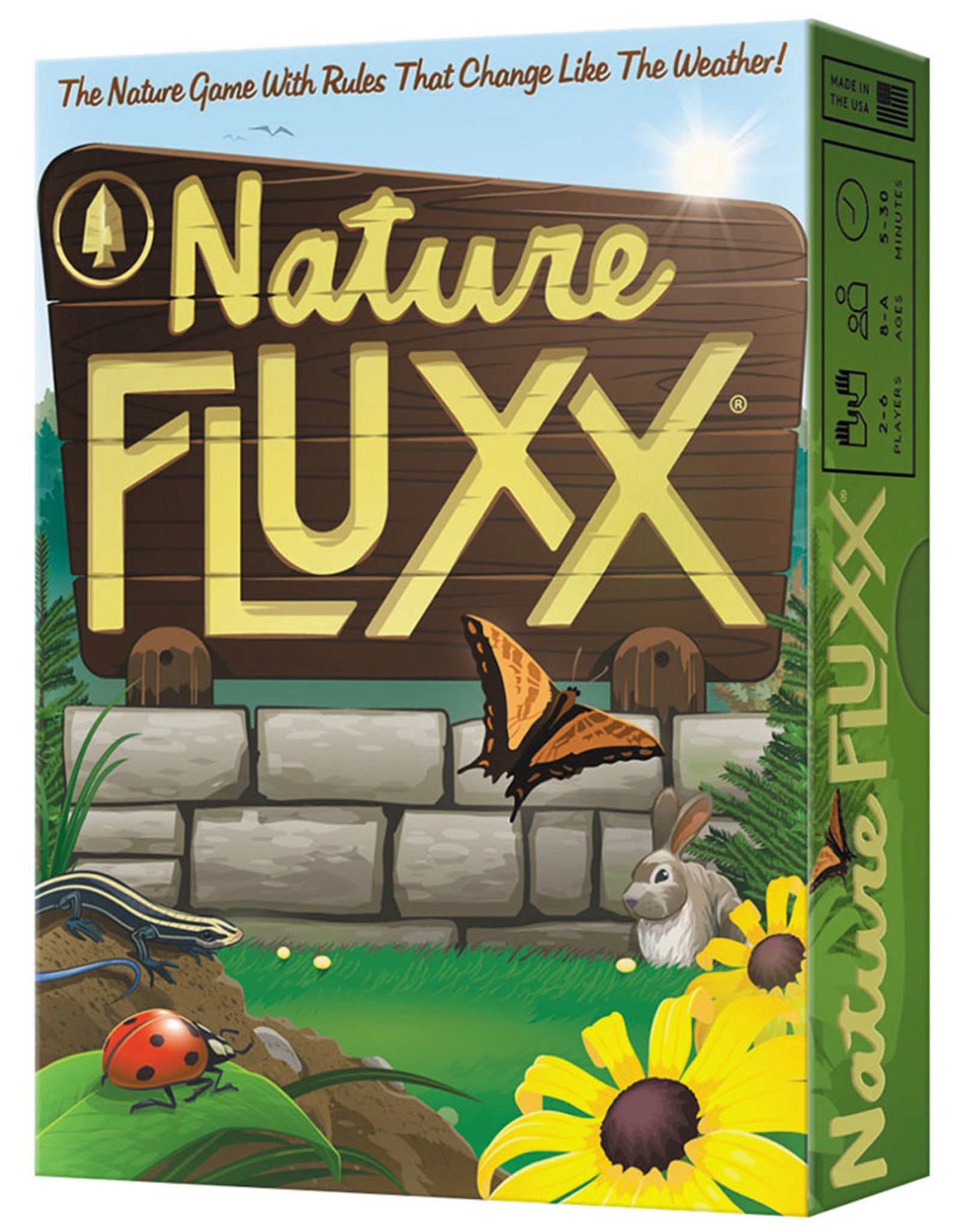 Looney Labs Fluxx - Nature
