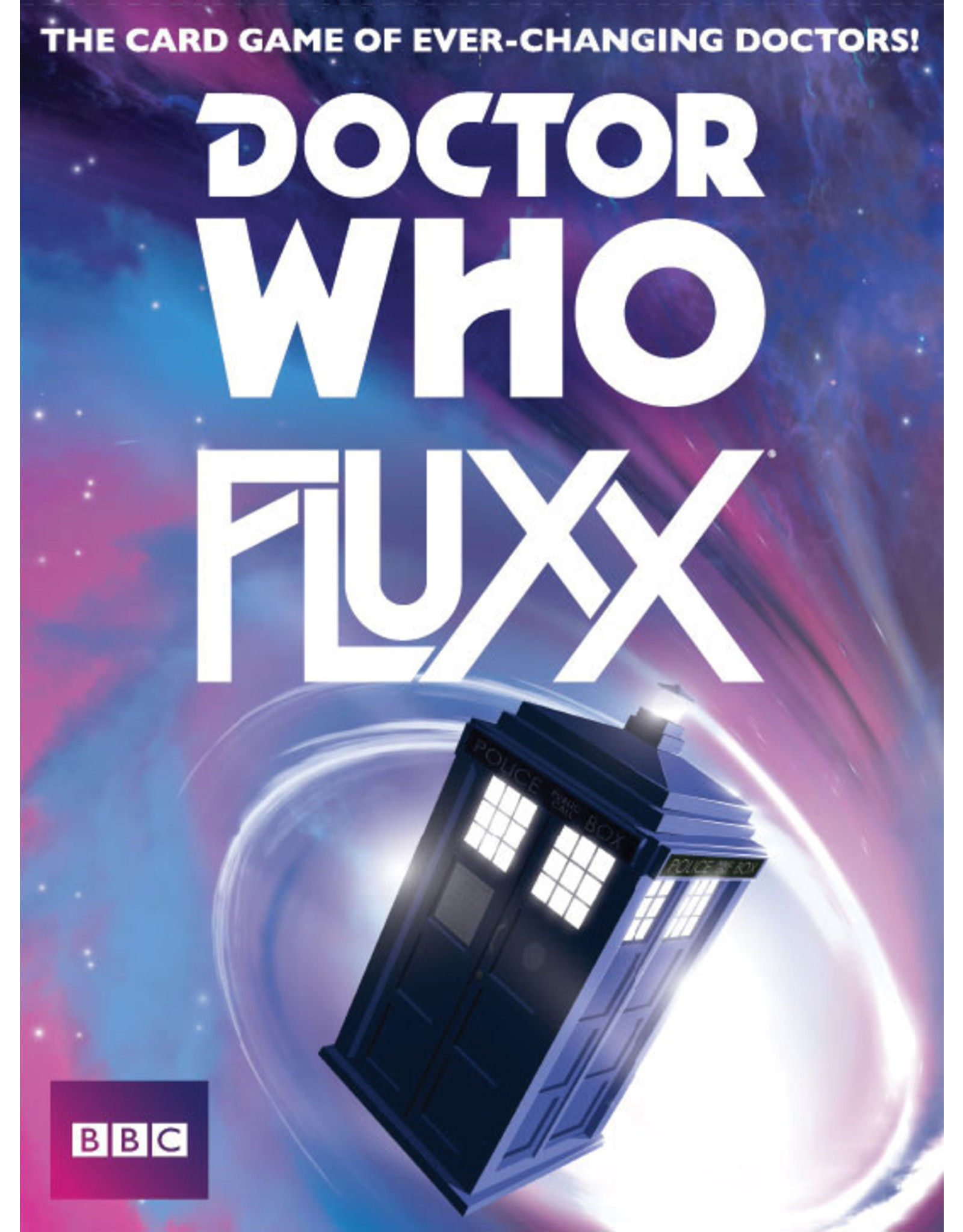 Looney Labs Fluxx - Doctor Who