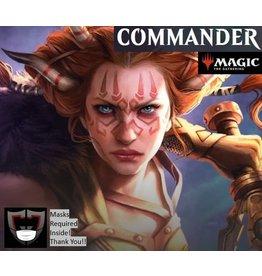 Gift of Games MTG Commander 3/7/21