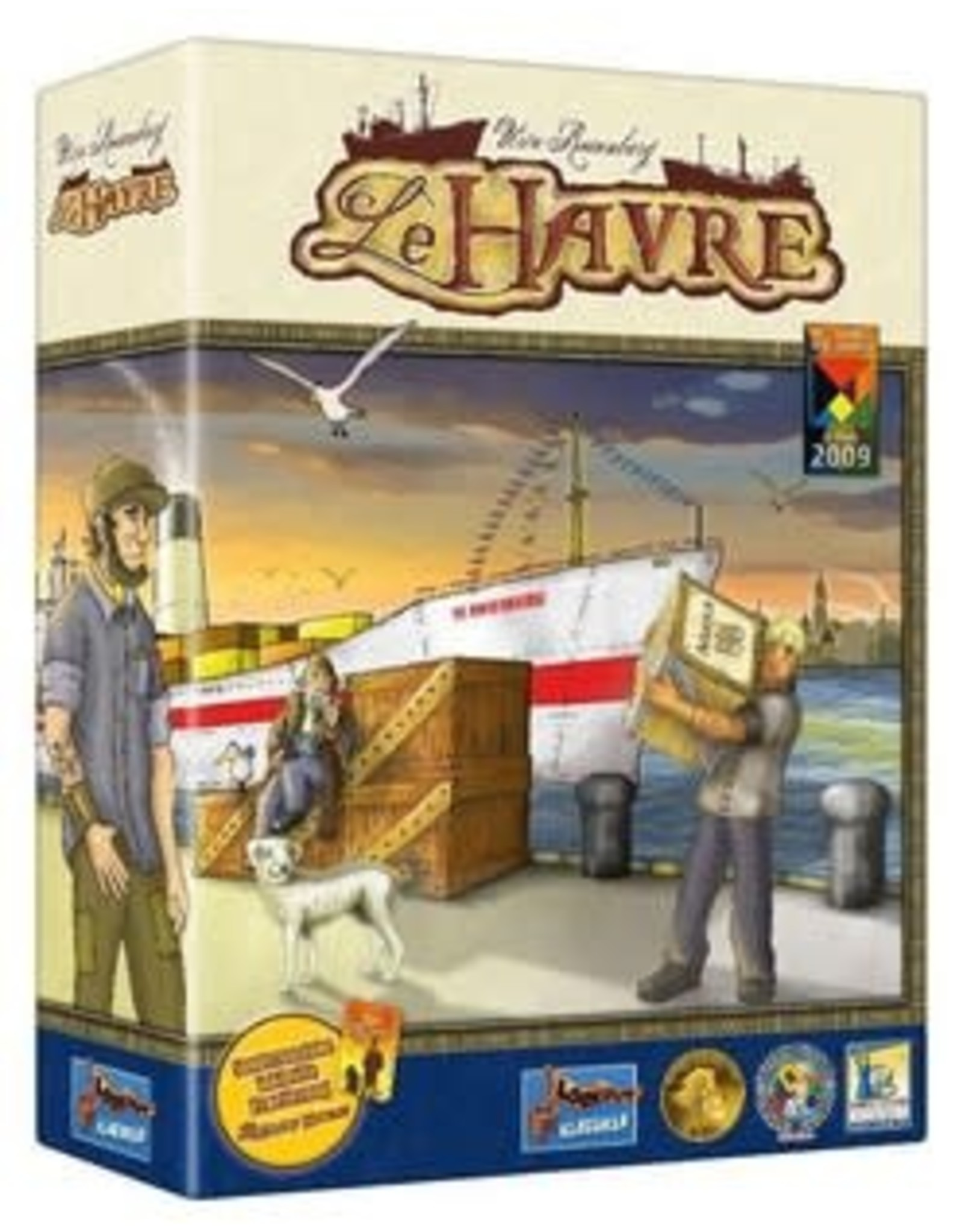 Lookout Games Le Havre