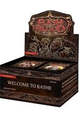 Legend Story Studios Flesh and Blood: Welcome to Rathe Booster Box Unlimited