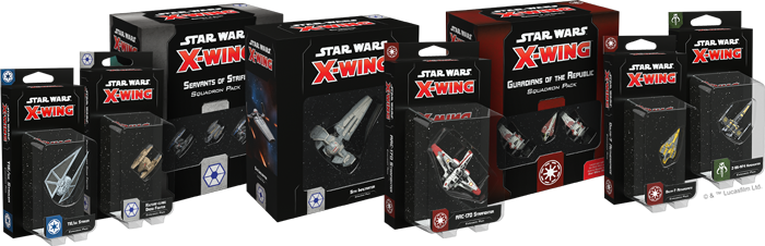 Begun the Clone Wars have in X-wing