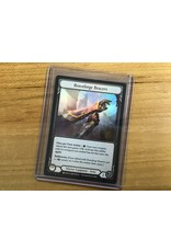 Legend Story Studios Flesh and Blood Single : Braveforge Bracers Welcome to Rathe Rainbow Foil