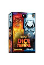 Roxley Dice Throne: Season 1 Rerolled - Box 1 - Barbarian vs. Moon Elf