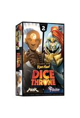 Roxley Dice Throne: Season 1 Rerolled - Box 2 - Monk vs Paladin