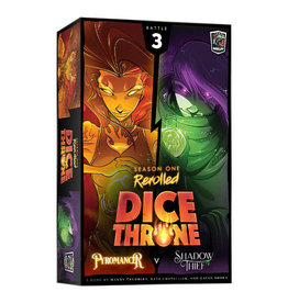 Roxley Dice Throne: Season 1 Rerolled - Box 3 - Pyromancer vs Shadow Thief