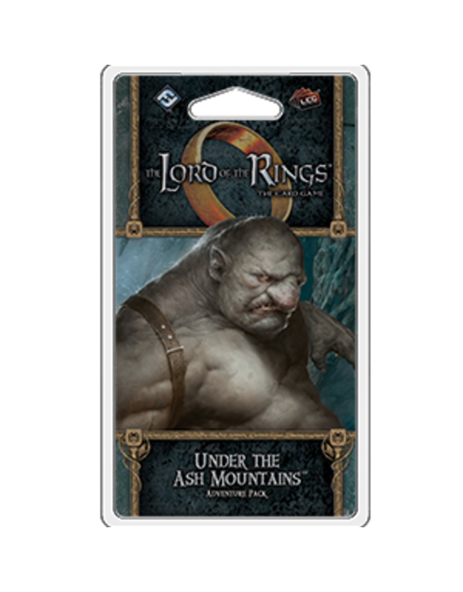 Fantasy Flight Games Lord of the Rings LCG: Under the Ash Mountains