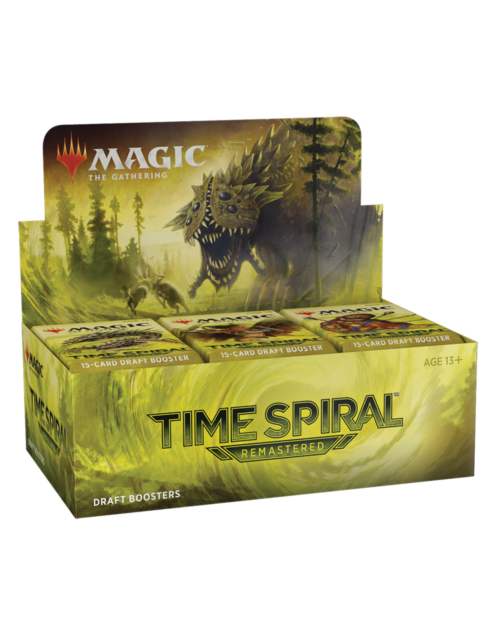 Wizards of the Coast MTG: Time Spiral Remastered Draft Booster Box
