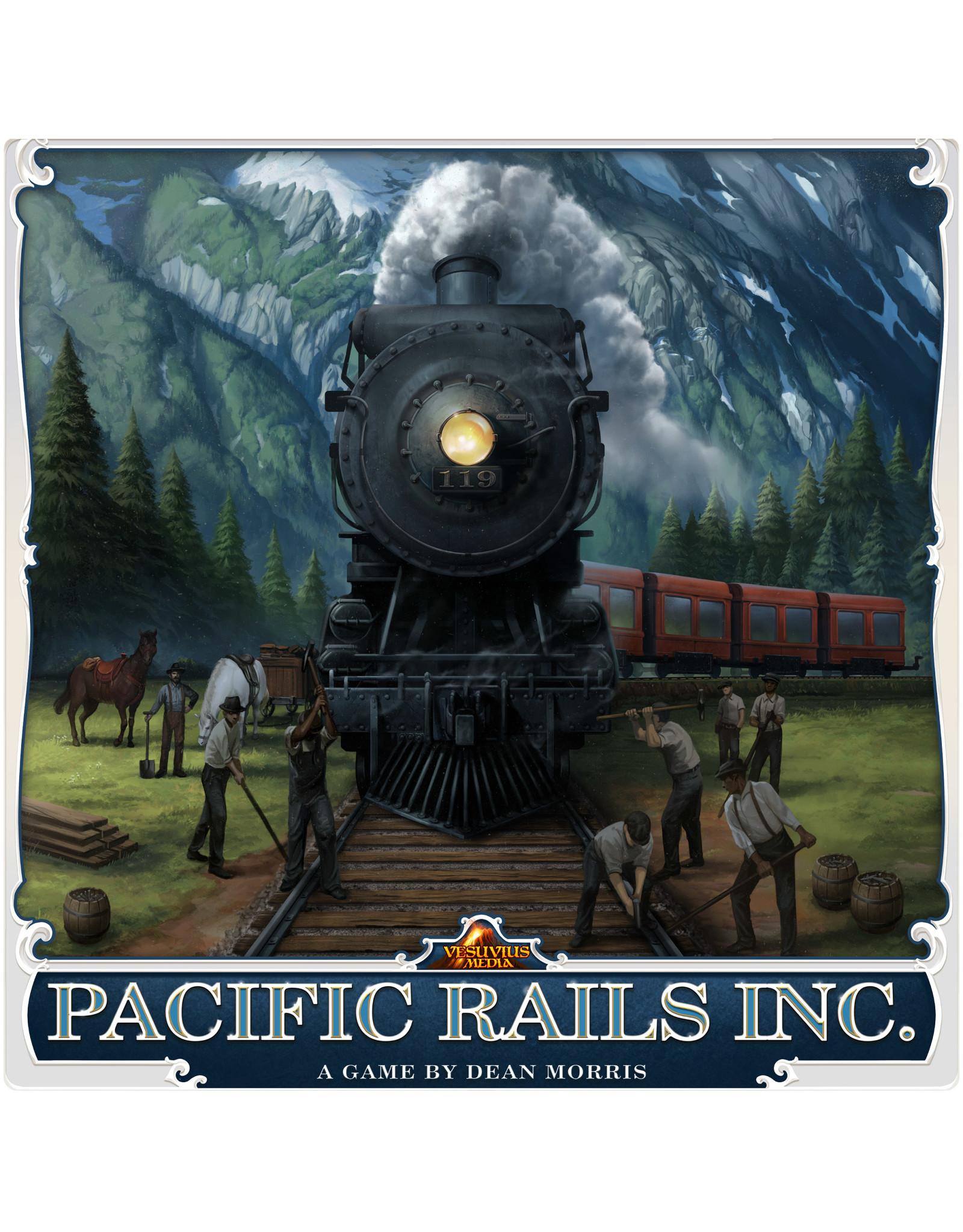 iello Pacific Rails Inc