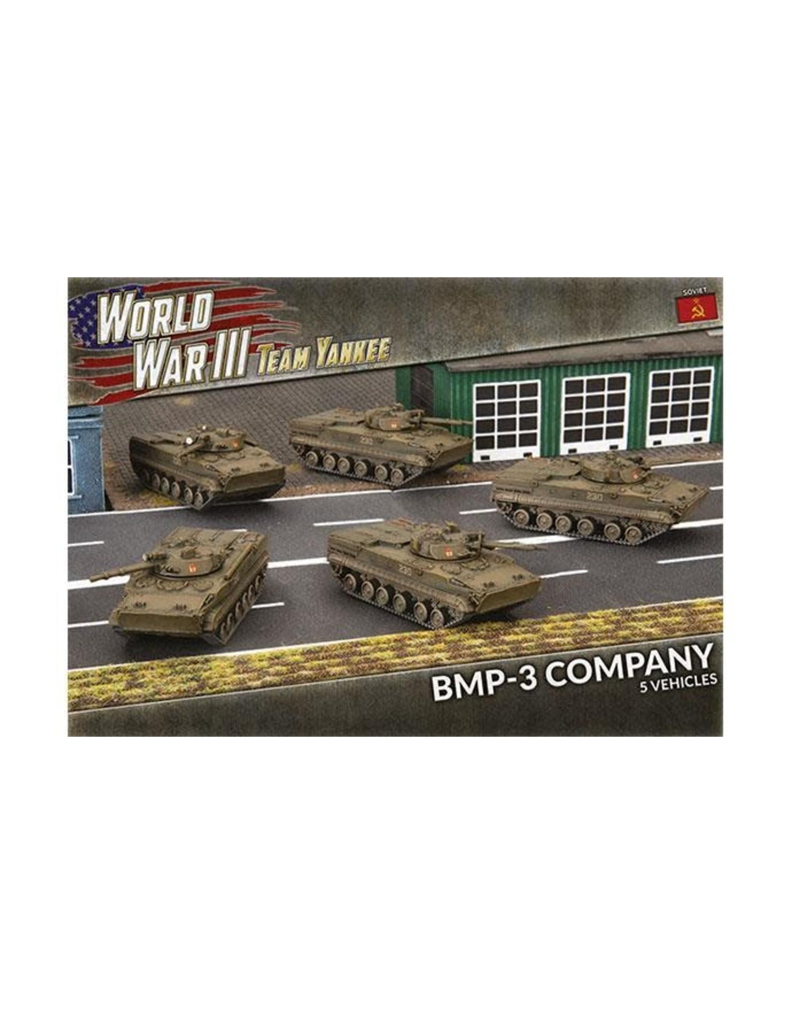 Team Yankee Team Yankee: BMP-3 Company