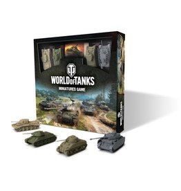 GaleForce nine World of Tanks Miniature Game