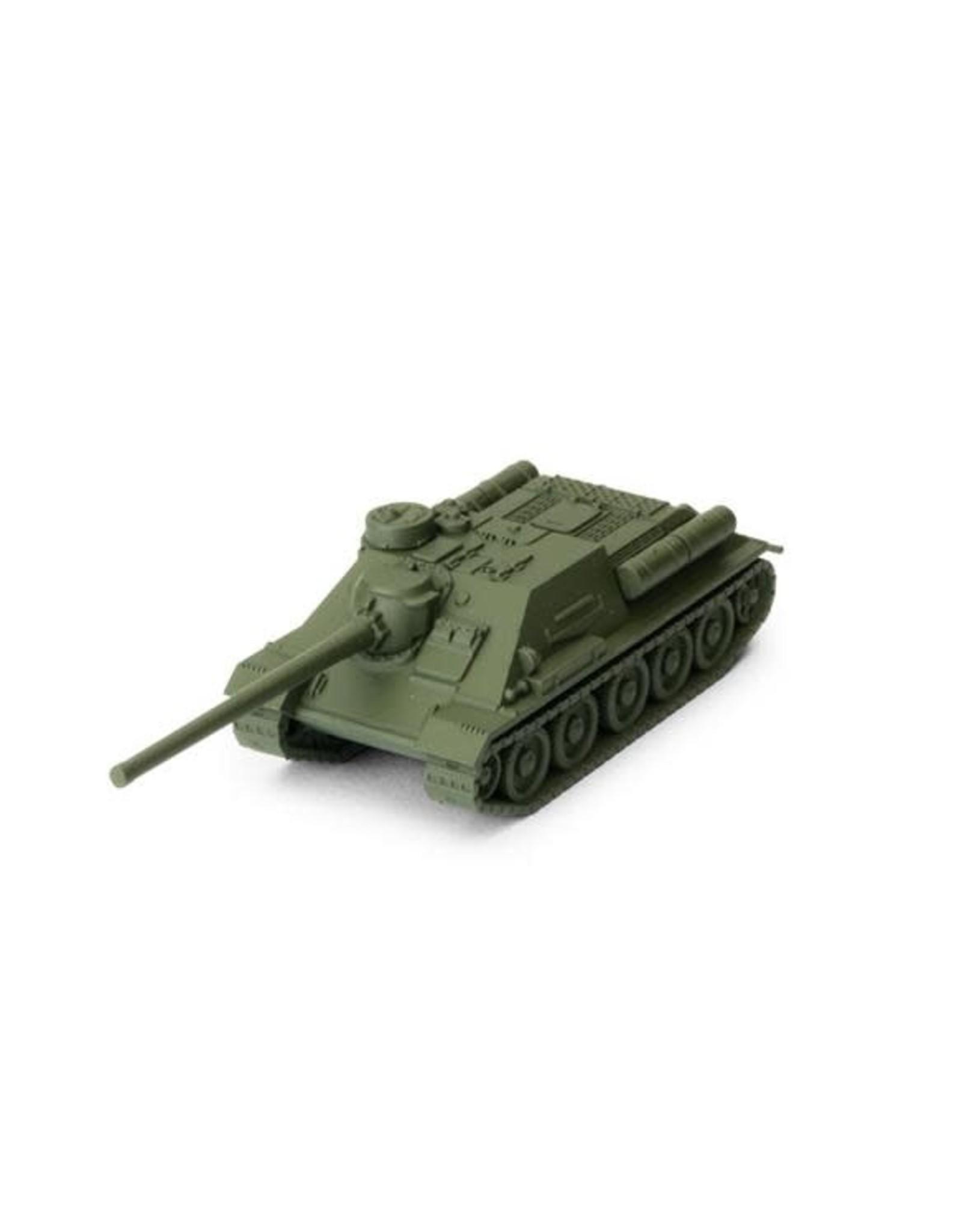 GaleForce nine World of Tanks Expansion - Soviet (SU-100)