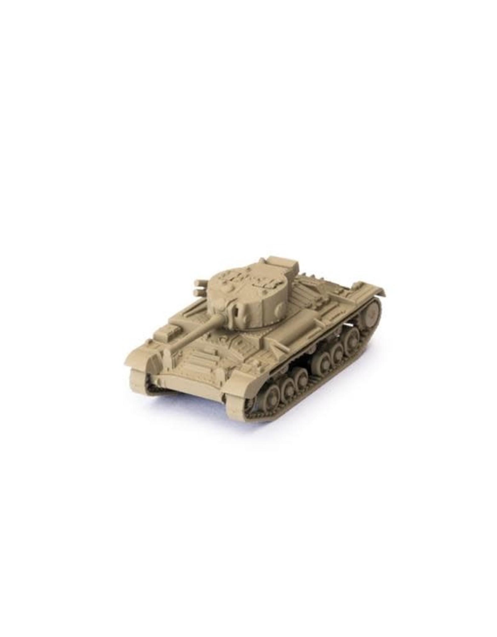 GaleForce nine World of Tanks Expansion - British (Valentine)
