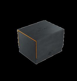 Gamegenic Sidekick 100+ Card Convertible Deck Box: XL Black