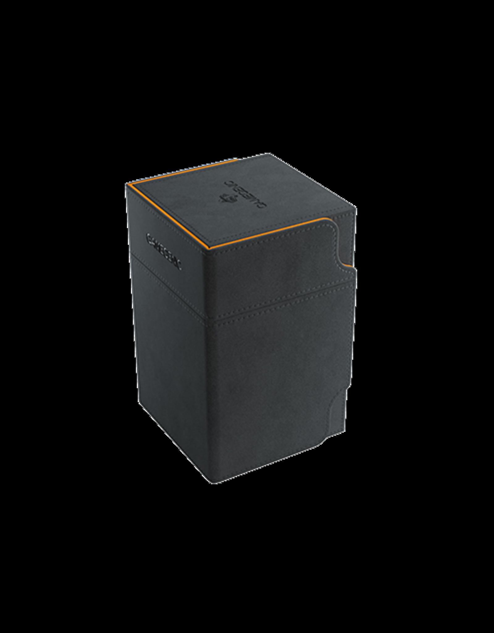 Gamegenic Watchtower 100+ Card Convertible Deck Box XL Black
