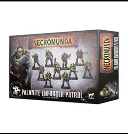 Games Workshop Necromunda: Palantine Enforcer Patrol