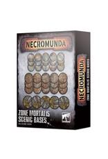 Games Workshop Necromunda Zone Mortalis Scenic Bases