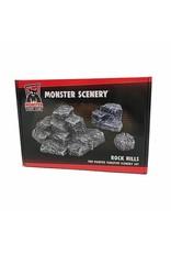 Monster Fight Club Monster Scenery: Rock Hills