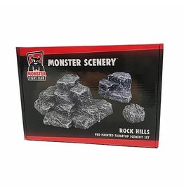 Monster Fight Club Monster Scenery: Rock Hills