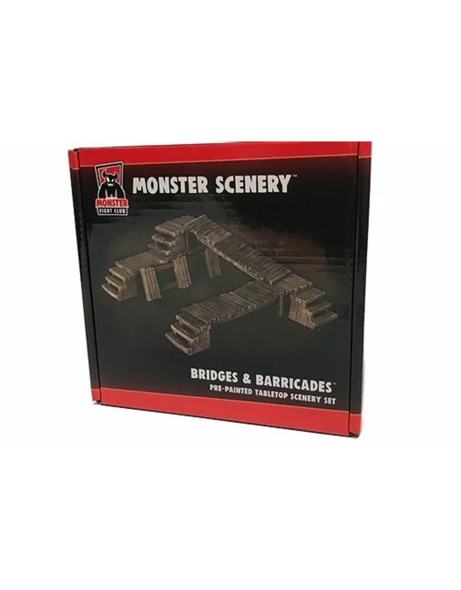 Monster Fight Club Monster Scenery: Bridges and Barricades