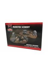 Monster Fight Club Monster Scenery: Broken Ground