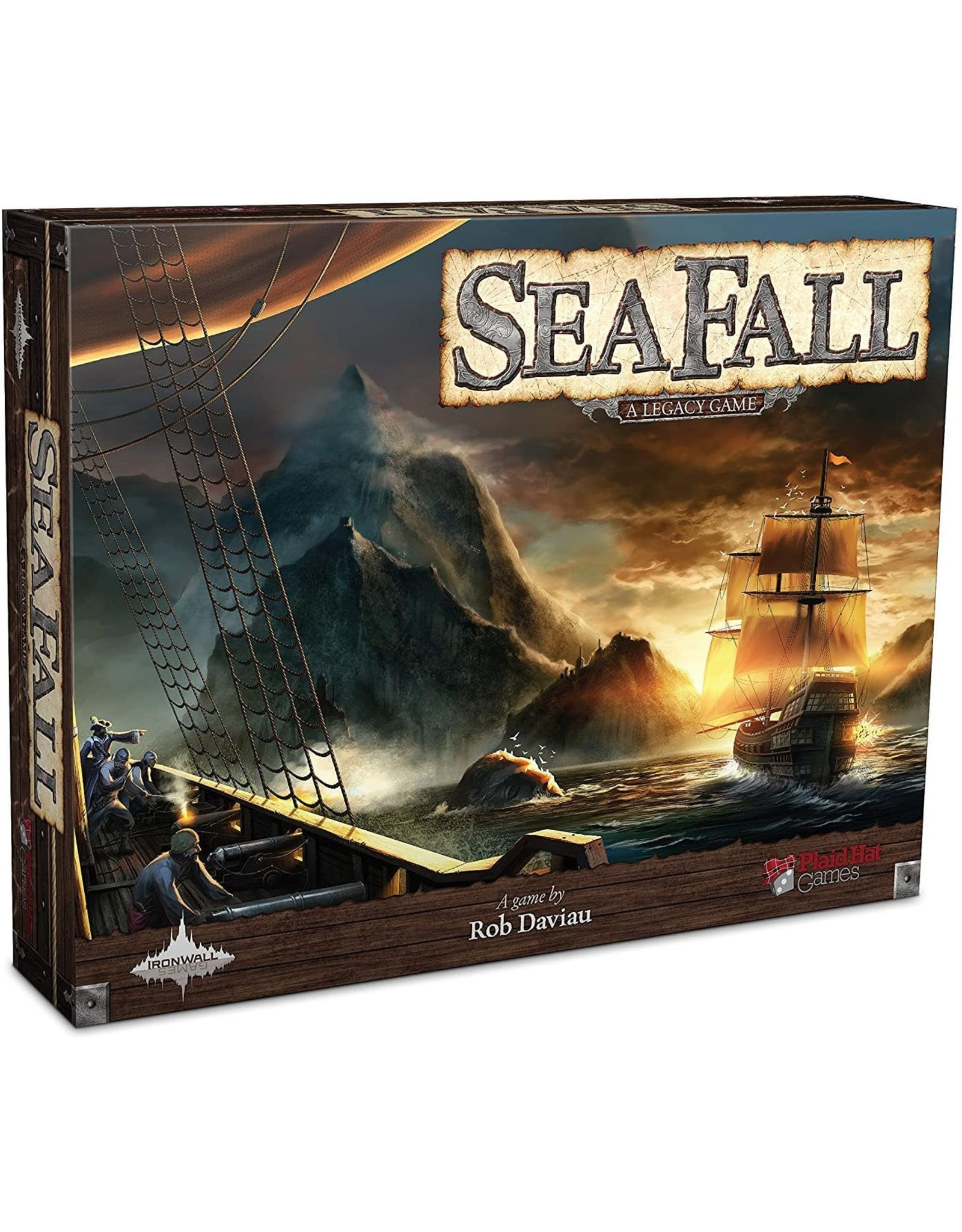 Plaid Hat Games Seafall