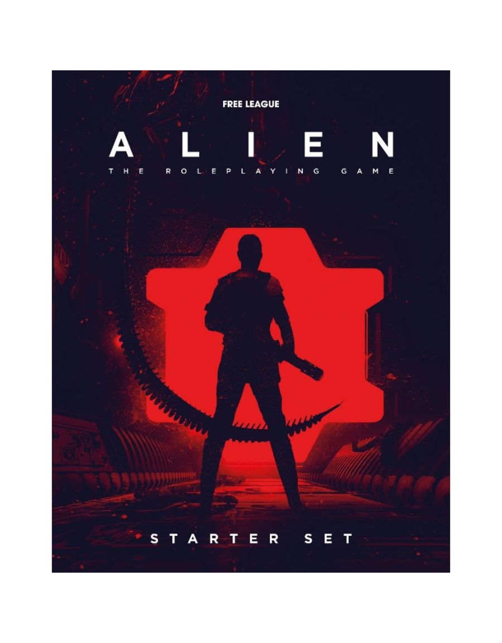 Free League Alien RPG Starter Set