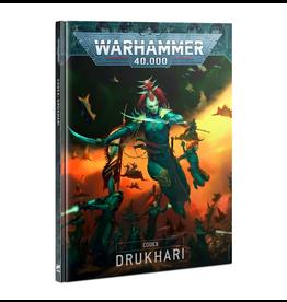 Games Workshop WH40K Codex: Drukhari 9th Edition