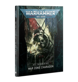 Games Workshop WH40K Warzone Charadon-Act 1: The Book of Rust