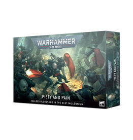 Games Workshop WH40K Piety and Pain