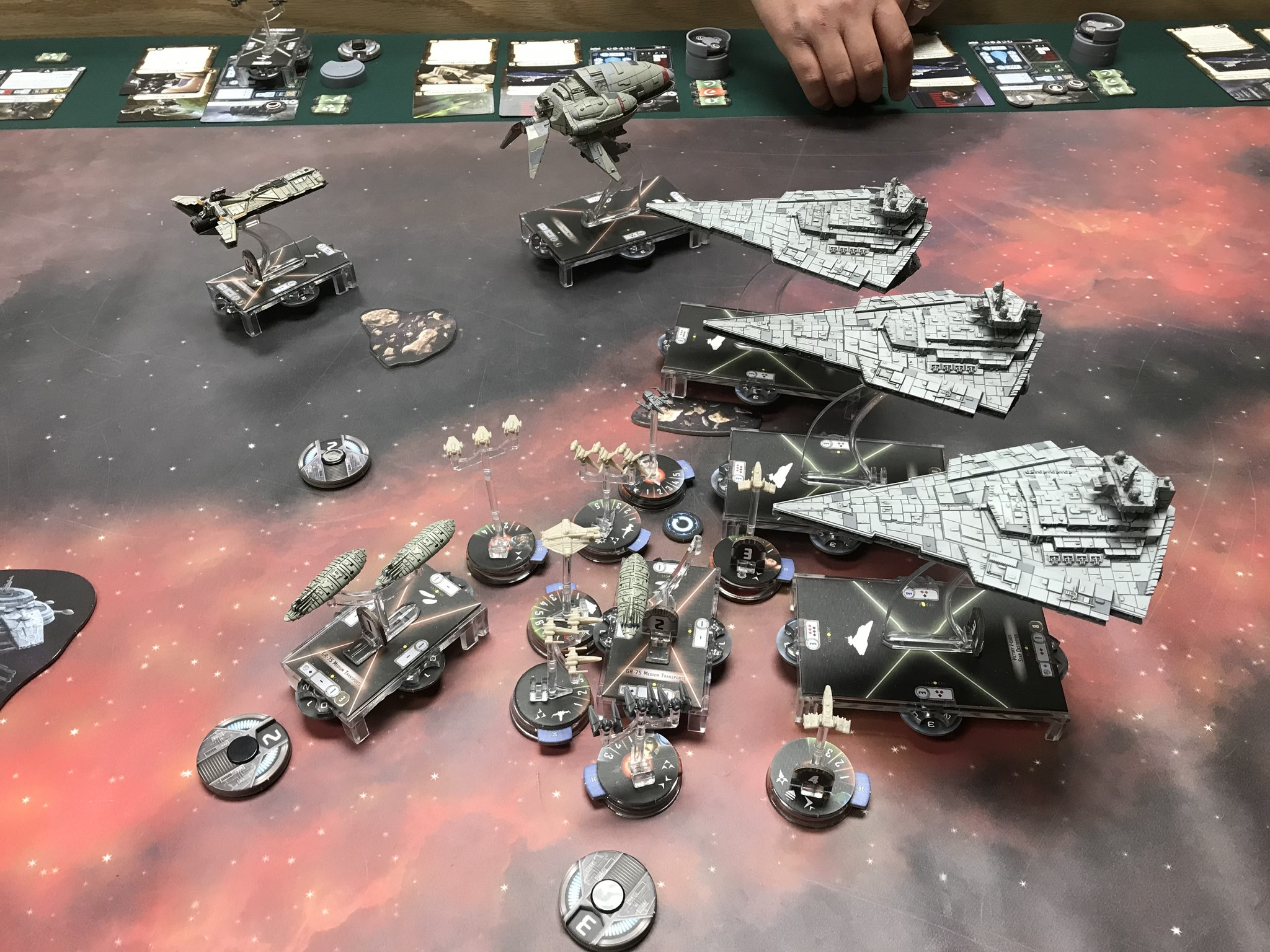 Playing your First Game of Star Wars Armada