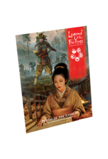 Fantasy Flight Games Legend of the Five Rings RPG: Blood of the Lioness