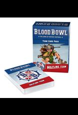 Games Workshop Blood Bowl Halflings Team Card Pack