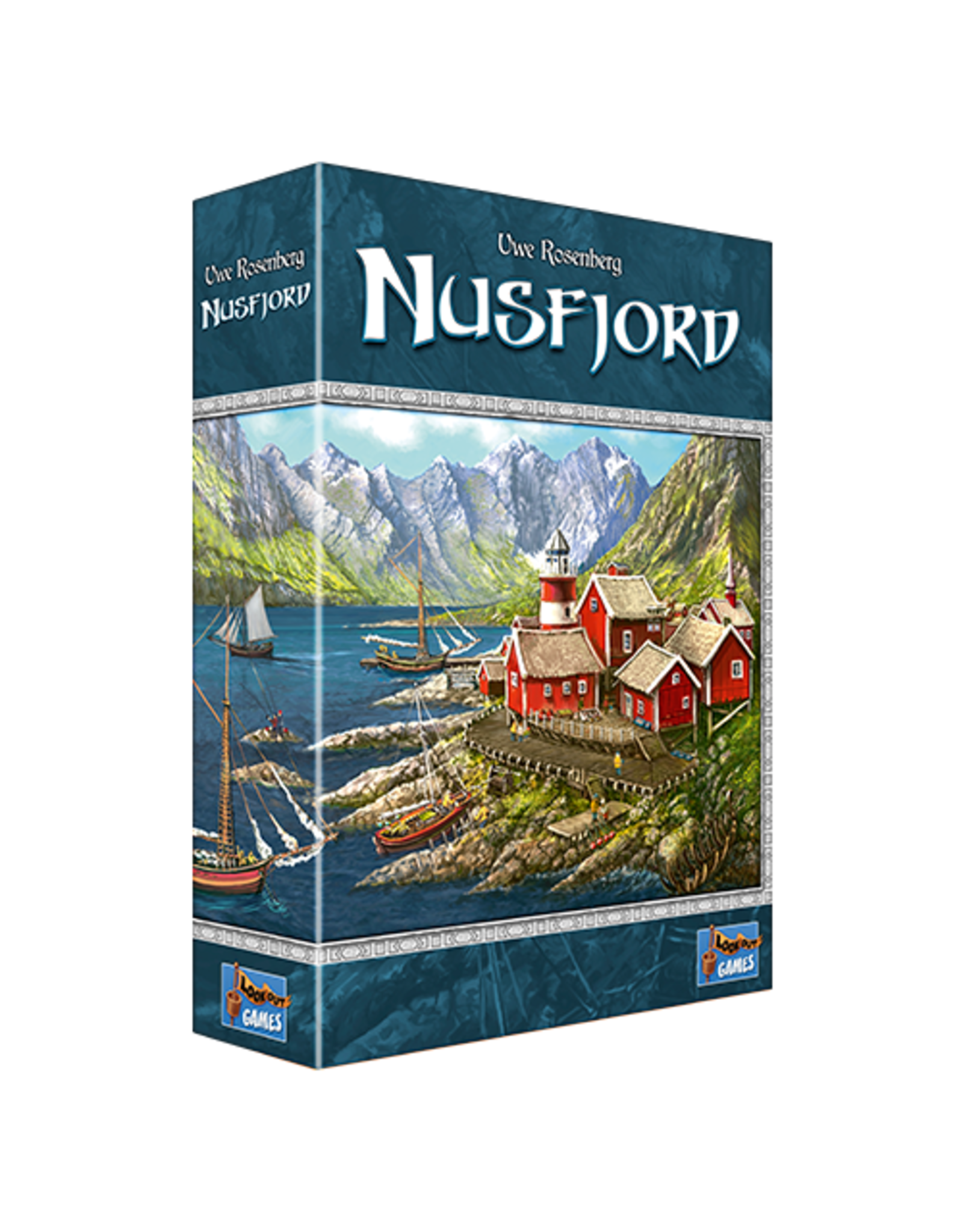 Lookout Games Nusfjord