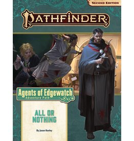 Paizo Pathfinder 2E: Agents of Edgewatch - All or Nothing (part 3)