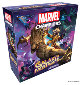 Fantasy Flight Games Marvel Champions LCG - The Galaxy's Most Wanted