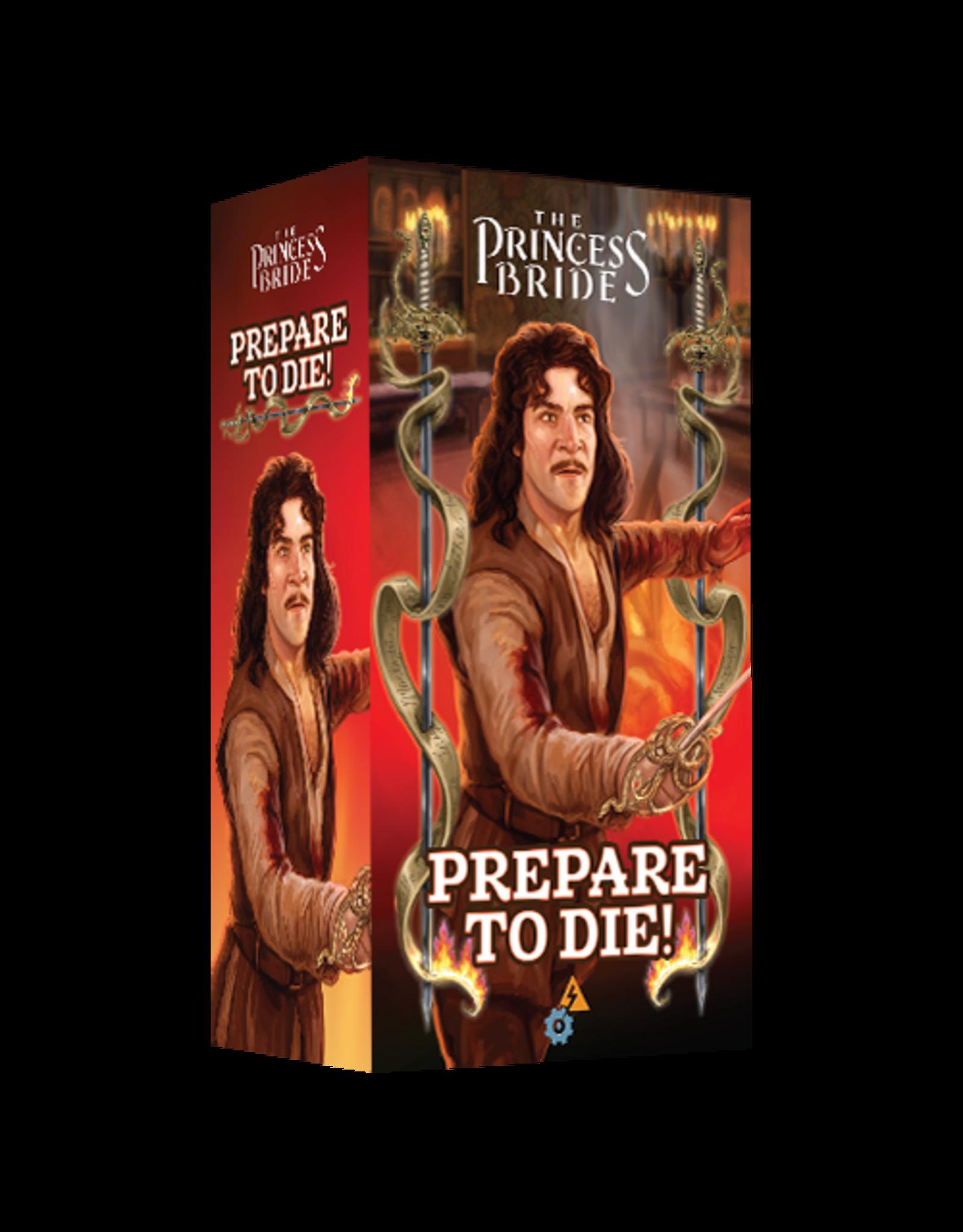 Tabletop Tycoon The Princess Bride: Prepare To Die