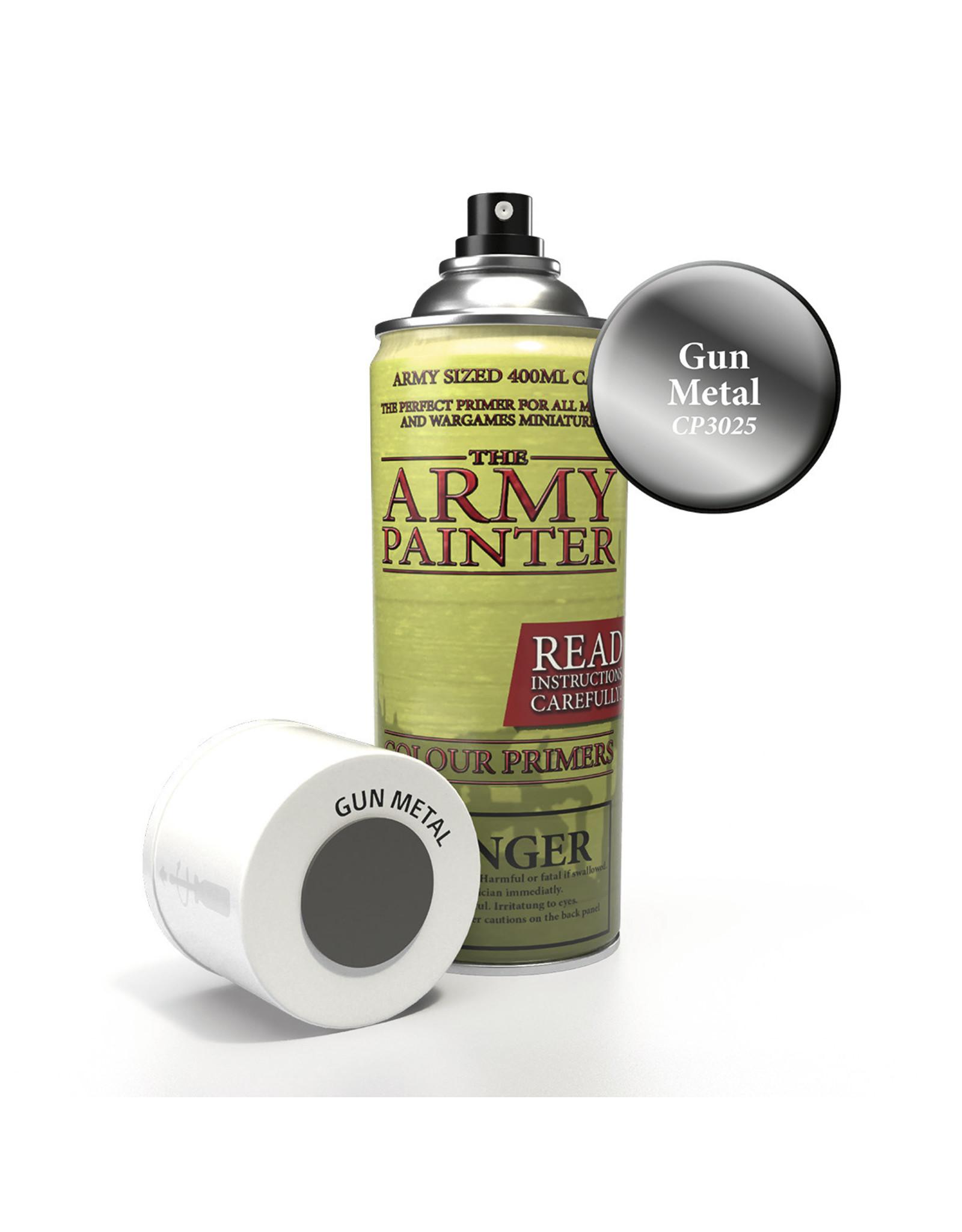 Army Painter Army Painter - Colour Primer - Gun Metal